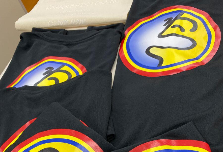 DOMANGIRU オリジナルTシャツ 名護市看板